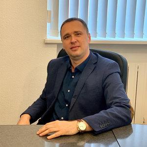Декан Юридического факультета — Егоров Андрей Валерьевич